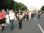 On the Way to Victory Column