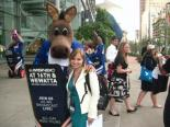 Me and the Donkey