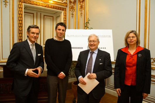 Picador Professorship Inauguration 2