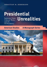 "Cover of ""Presidential Unrealities"""