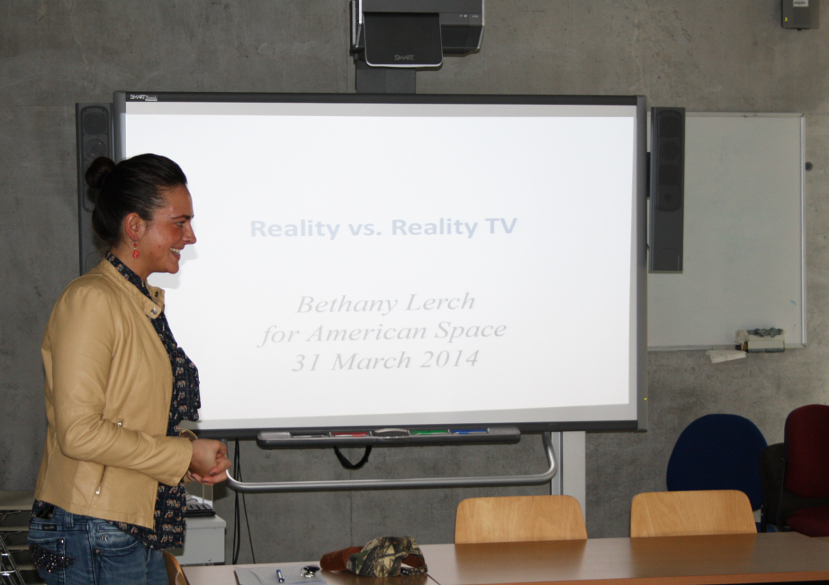 research on reality tv Haney, matthew r, back to reality: a study of reality television tourism ( 2016) tourism travel and research association: advancing tourism research .